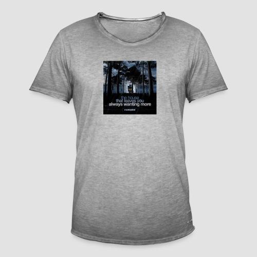 The House - Men's Vintage T-Shirt
