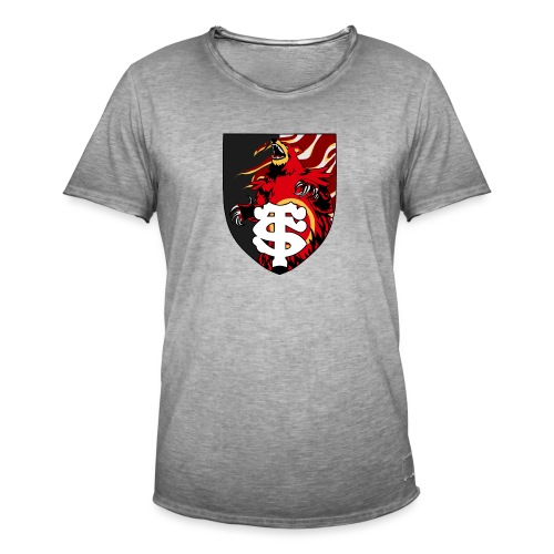 Stade touloursaring - T-shirt vintage Homme