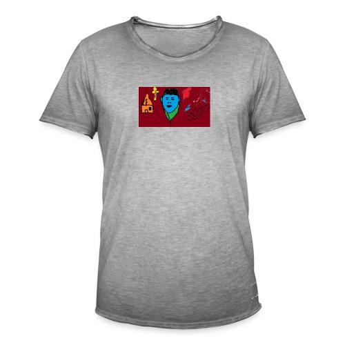 imagen persona - Camiseta vintage hombre