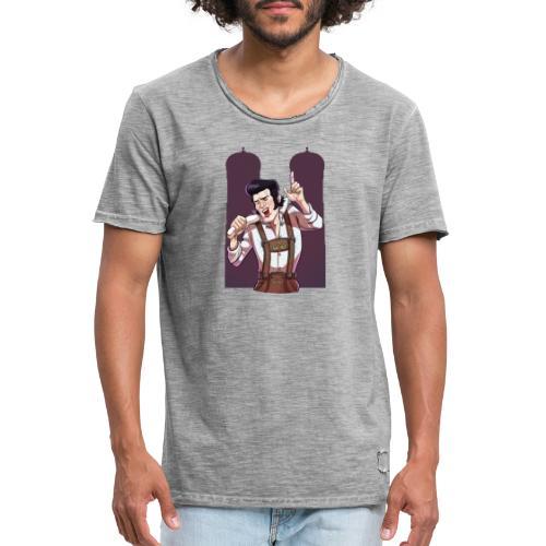 München | Las Vegas - Oase der Ekstase - Männer Vintage T-Shirt