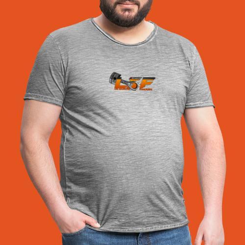 LSFlogo - T-shirt vintage Homme