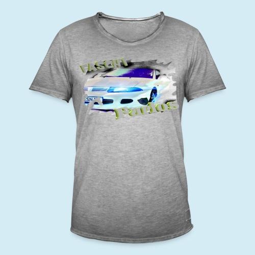 wgam fast furios - Männer Vintage T-Shirt