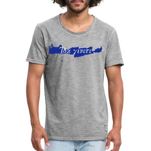 ida jinete - Männer Vintage T-Shirt