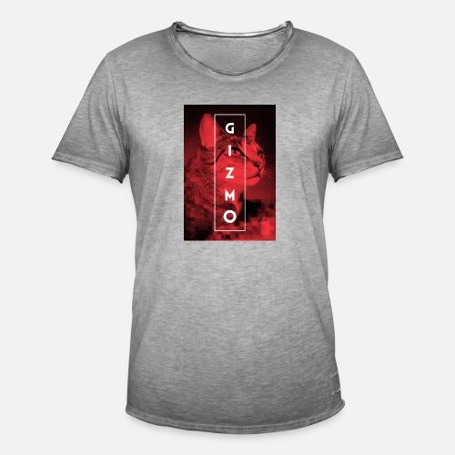 GIZMO - Männer Vintage T-Shirt