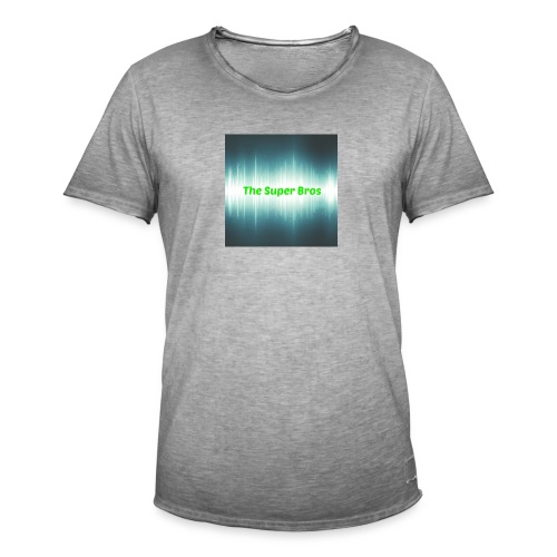 The Super Bros - Standard Fan trøje - Herre vintage T-shirt
