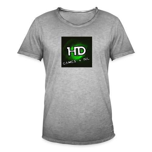 GurraHD keps - Vintage-T-shirt herr