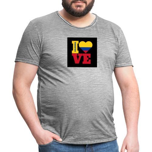 Your Online Store - Männer Vintage T-Shirt