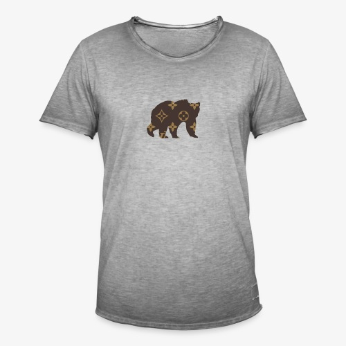 alouci x lv - Vintage-T-shirt herr