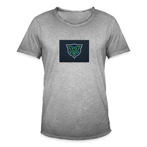 vertex gaming merch - Männer Vintage T-Shirt