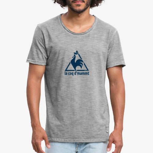 La Coq d'Mammt - Maglietta vintage da uomo