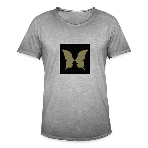 Butterfly - Miesten vintage t-paita