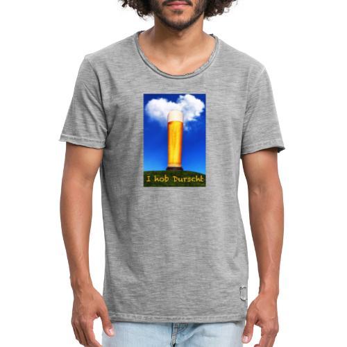 4184Bild Kopie - Männer Vintage T-Shirt