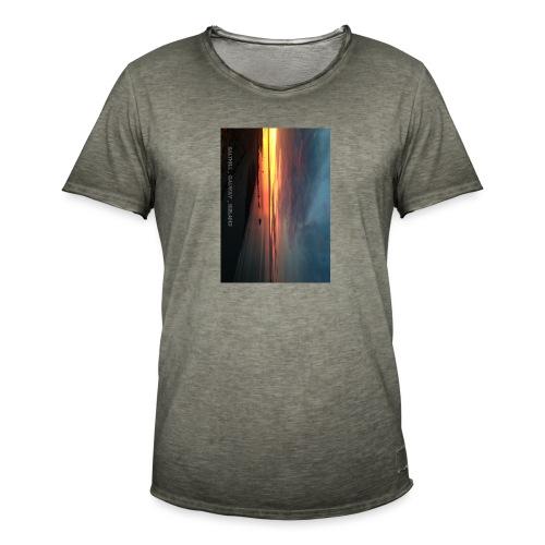 SALTHILL GALWAY - Men's Vintage T-Shirt