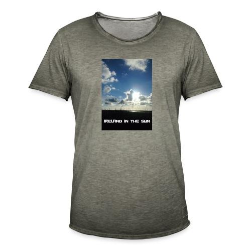 IRELAND IN THE SUN 2 - Men's Vintage T-Shirt