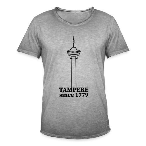 Tampere since 1779 - Miesten vintage t-paita