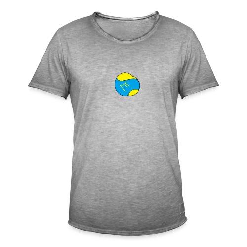 mr hav3rgyn logo - Herre vintage T-shirt