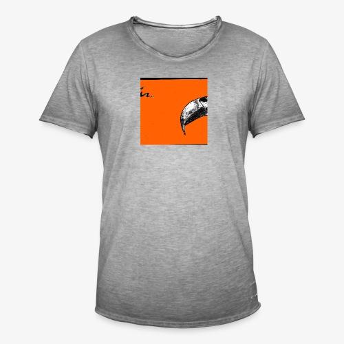 Beak Original Artwork - Vintage-T-shirt herr
