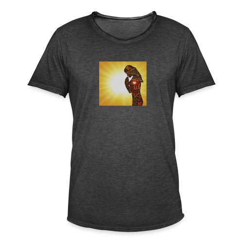 Aware - Männer Vintage T-Shirt