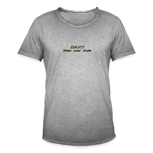 Herren Sixpack Shirt von DAXY - Männer Vintage T-Shirt