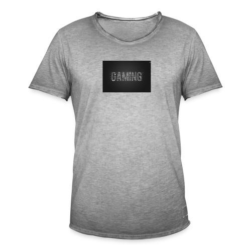 gaming 28646 1680x1050 - Vintage-T-shirt herr