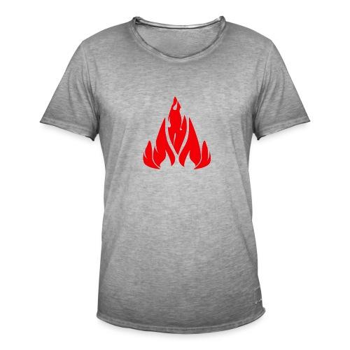 fire - Men's Vintage T-Shirt