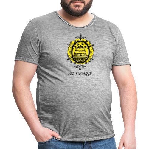 Bienenvolk - Männer Vintage T-Shirt