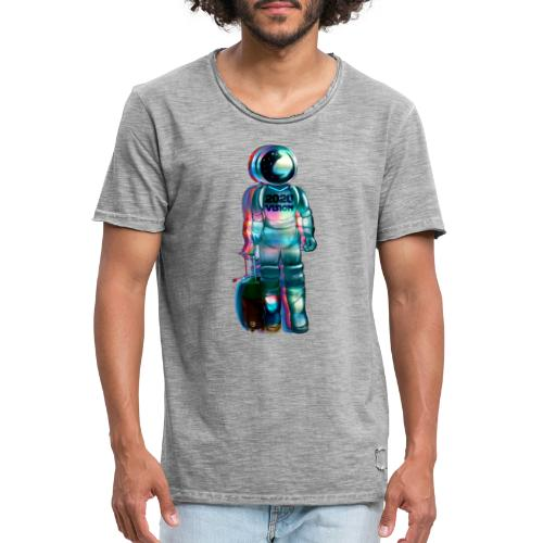 2020 VISION© MARS MISSION SPACE TRAVELLER© - Men's Vintage T-Shirt