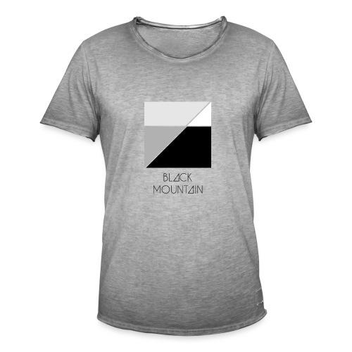 Black Mountain - Maglietta vintage da uomo