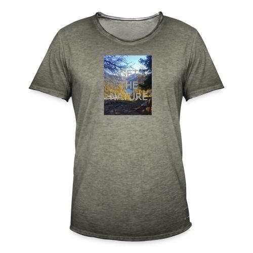 Get the Nature - Männer Vintage T-Shirt