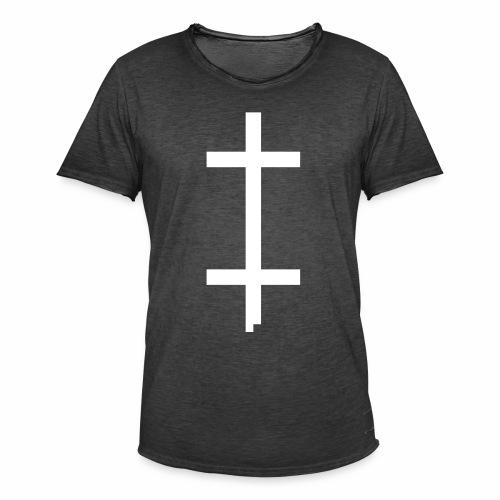 srk logo plain - Men's Vintage T-Shirt