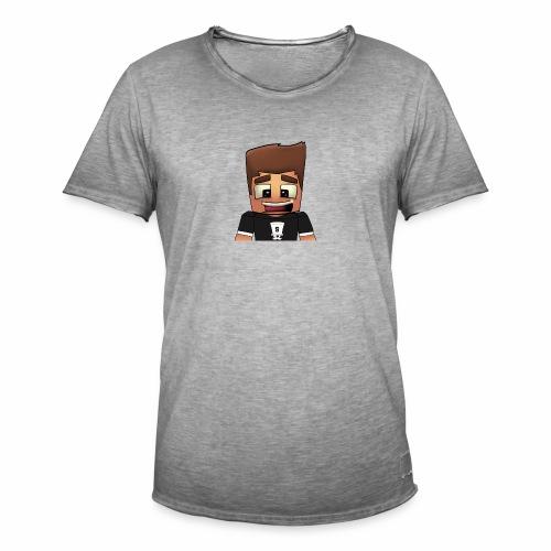 DayzzPlayzz Shop - Mannen Vintage T-shirt