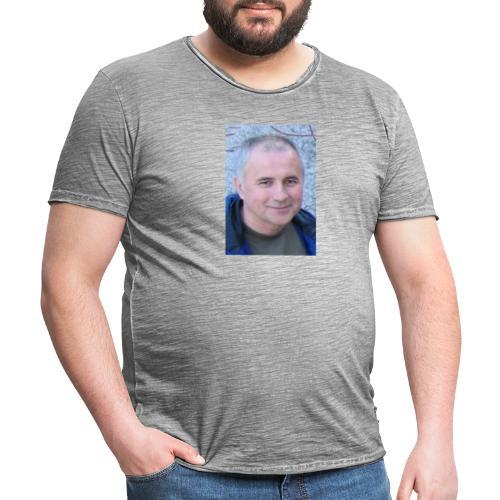 tibor csikos - Vintage-T-shirt herr
