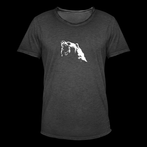 Sin ti tulo 2 - Camiseta vintage hombre