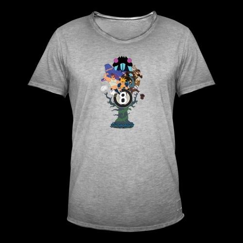 UD8 - t-shirt saisonnier - T-shirt vintage Homme