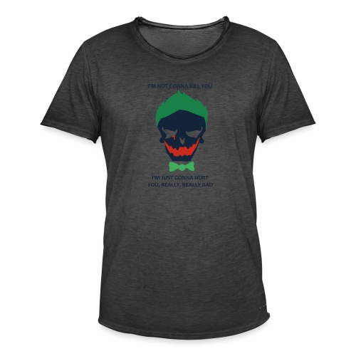 Joker - T-shirt vintage Homme