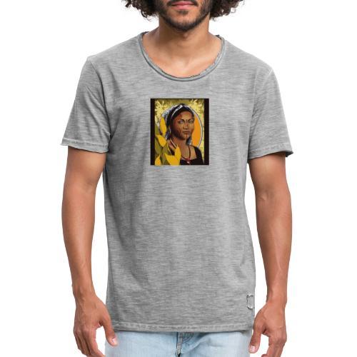 Mujer guayu - Camiseta vintage hombre