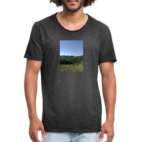Panorama - Maglietta vintage da uomo