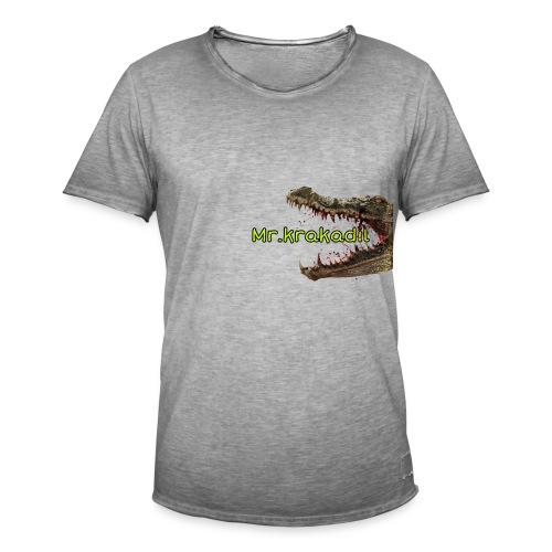 8AD497D6 7DAD 43D5 BFC0 5163B163BB49 - Männer Vintage T-Shirt