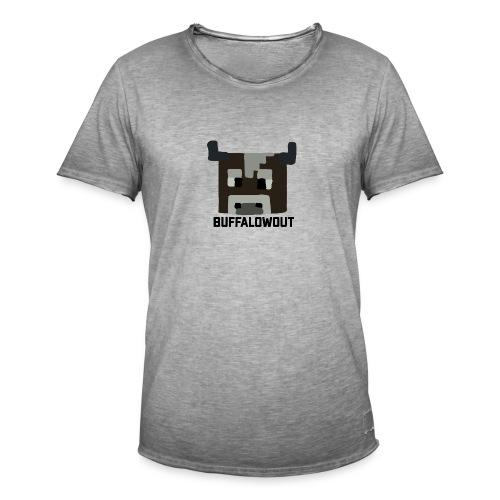 BuffaloWout Merch - Mannen Vintage T-shirt