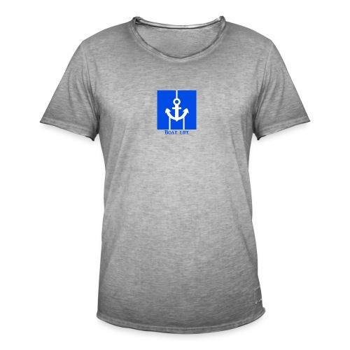 Boat Life - T-shirt vintage Homme