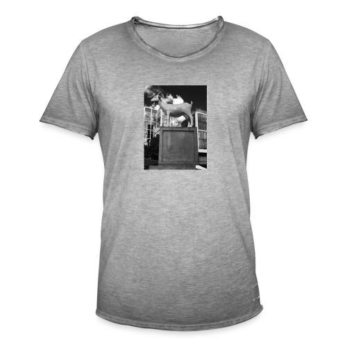 Ged tee - Herre vintage T-shirt