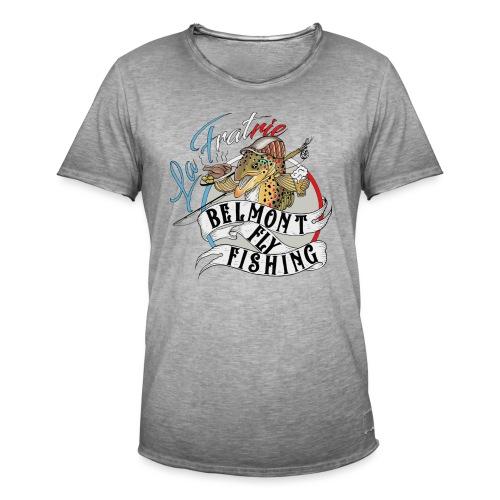 La Fratrie - T-shirt vintage Homme