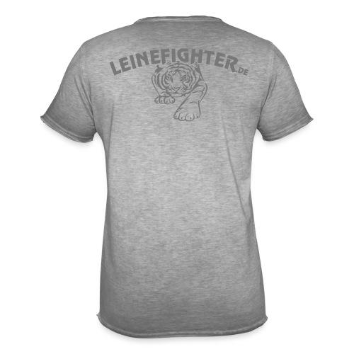 Leinefighter - Männer Vintage T-Shirt
