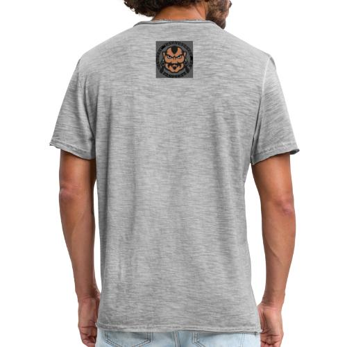 Khan - Vintage-T-shirt herr