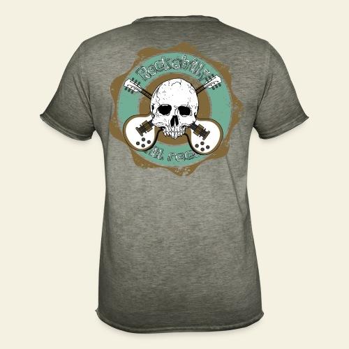 Rockabilly Still Rockin - Herre vintage T-shirt