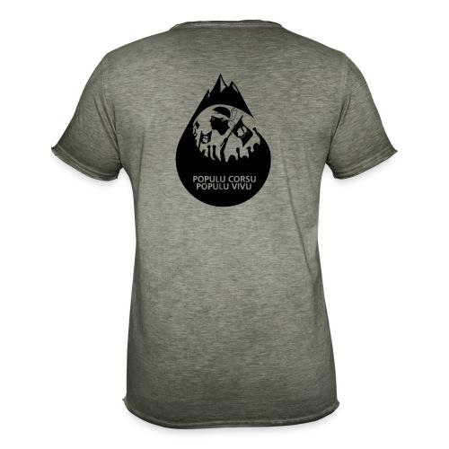 ISULA MORTA - T-shirt vintage Homme