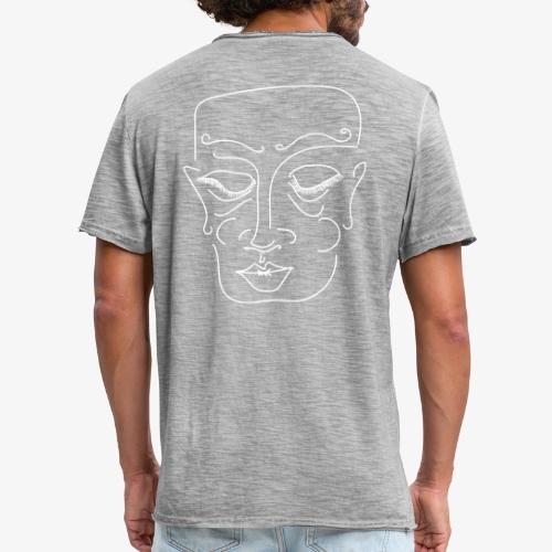 Amanda - Männer Vintage T-Shirt