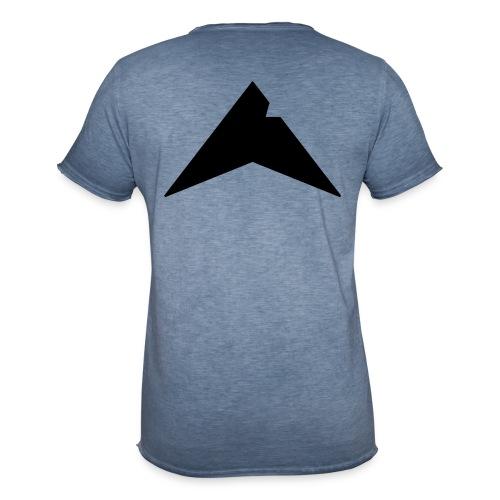 UP-CLAN Logo - Mannen Vintage T-shirt