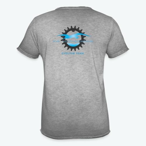 kledijlijn NZM 2017 - Mannen Vintage T-shirt