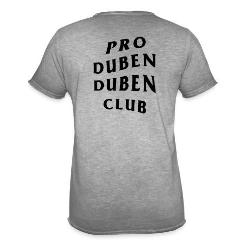 Pro Duben Duben Club S1 - Männer Vintage T-Shirt
